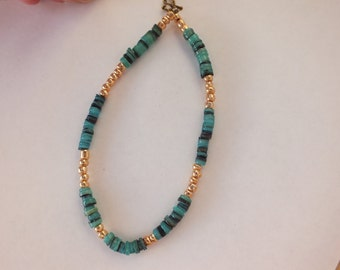 Heishi Shell Necklace