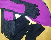 Accessories sets for Super Women Costumes: Gloves, Boot covers, Armbands, Headbands, Capes, Masks, Etc.