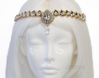 Cleopatra Gold Headpiece