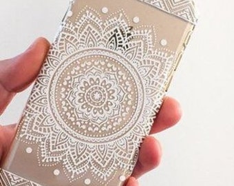Henna Phone Case for iPhone 6