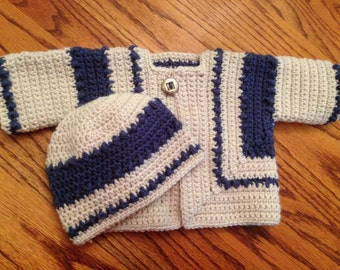 Little Boy sweater set