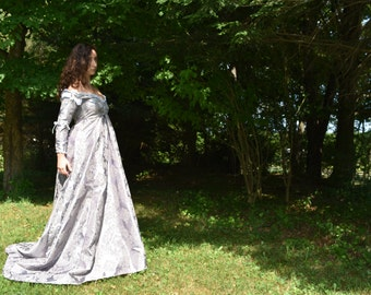 Italian Renaissance Gown; Lucrezia Borgia Gown; The Borgias Costume; Giulia Farnese; Ever After Gown; Once Upon A Time; Cinderella; Danielle