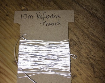 Reflective Yarn / Thread - 10M