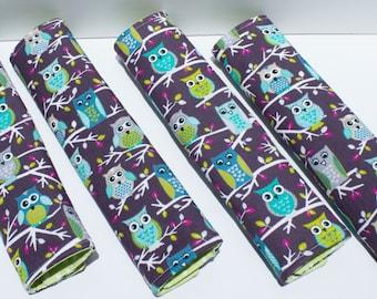Owl Seat Belt Cushion/Cover/Pad