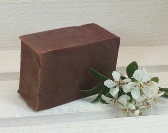 Cran Apple Marmalade Handmade Vegan Soap 4 oz