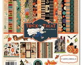 Trick or Treat Collection by Carta Bella