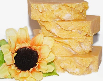 Lemon Soap, Bar Soap, Homemade Soap, Yellow Soap, Gift Soap, Moisturizing Soap, Scented Soap, Luxury Soap, Natural Soap, Soap, LEMON DROP