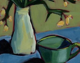 Print:054 - Green Tea
