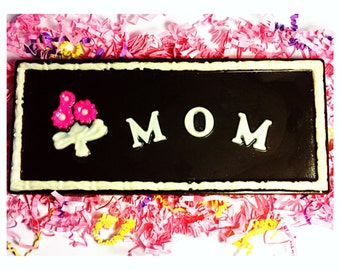 Mother's Day Belgian Chocolate Candy Bar