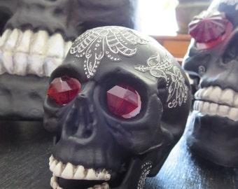 Halloween Skull No.4