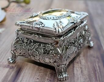 Wedding Arras, Arras de Boda, Unity Coins, Treasurer Chest Wedding Arras, Silver Wedding Arras, 13 wedding Unity Coins