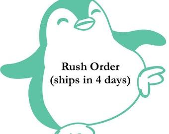 Rush Order Upgrade Add On