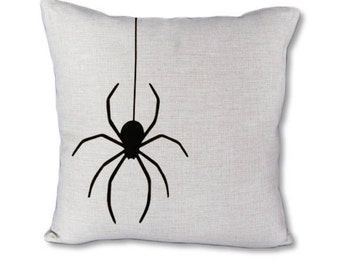 Spider - Halloween pillow cover