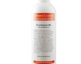 Provitamin B5 (d-panthenol)