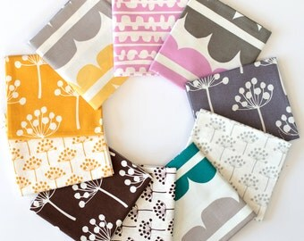 Echo by Lotta Jansdotter for Windham Fabrics Fat Quarter Bundle OOP HTF