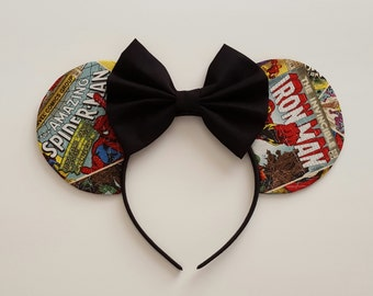 Marvel Comics Mouse Ears
