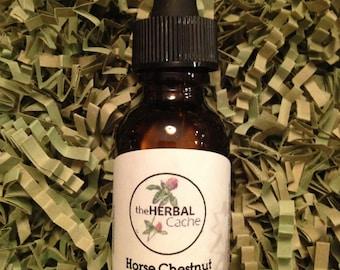 Horse Chestnut Tincture | Herbal tincture | Herbal remedy | Health | Herbal | Natural | Handmade