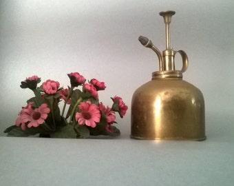 brass plant mister / sprayer