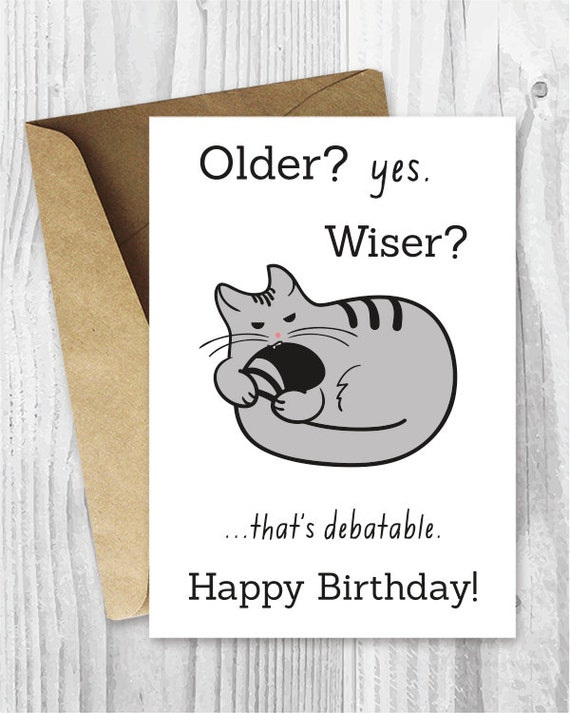 Funny Th Male Birthday Cards ~ Happy birthday cards funny printable