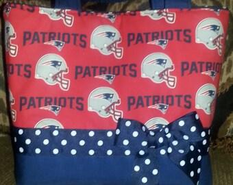 NFL New England Patriots Purse