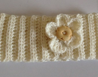 Ladies headband ear warmers