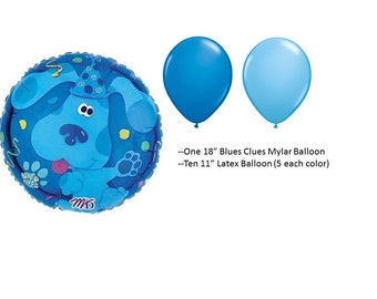 Blues Clues Balloon Set