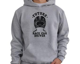 Future race car driver Hoodie