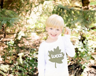 Fall TShirt for Kids and Babies - Fall Kids Shirt - Fall Photoshoot Outfit - Girls Fall Outfit - Baby Shower Gift