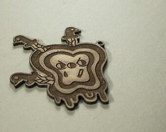 Pank Rak Keychain
