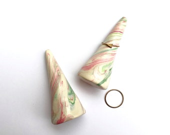RING CONE || BERRY Ring cone, home decor, bridesmaid gifts, home decor, storage