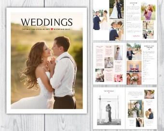 Wedding brochure – Etsy