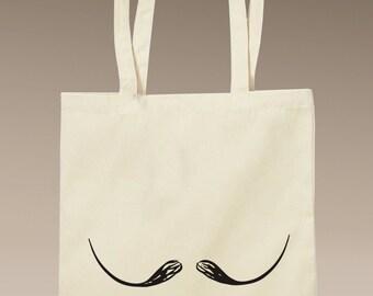 Moustache - Tote Bag