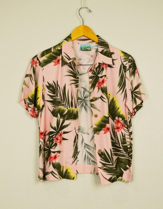 hawaiian shirt clothing 80s clothing 90s clothing