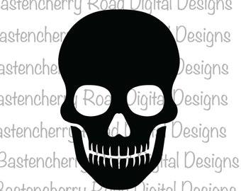 Halloween SVG, Skull, Halloween, SVG files, SVG design, cut files, silhouette, cricut, cutting file, instant download, vinyl