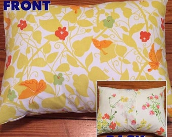 "Throw pillow cover 12x16"" rectangle"