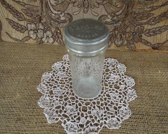 Vintage Glass Yardley Bottle /