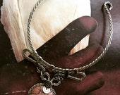 Black Magic Women Choker Necklace