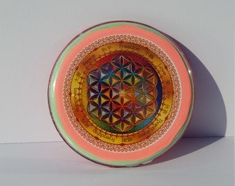 Flower Of Life Magnet