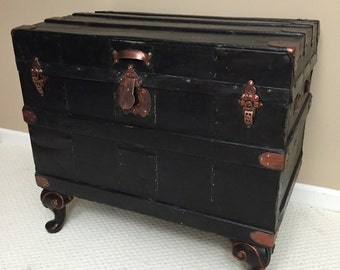 SOLD***Trunk Table - Coffee Table