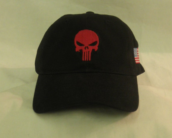 punisher hat in addition - photo #28