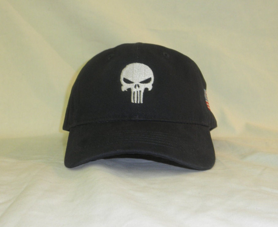 punisher hat in addition - photo #4