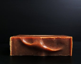 Pumpkin Pie Bar | Cinnamon, Nutmeg, & Clove - Vegan, All Natural, Organic, Palm-free