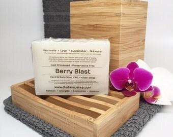 Berry Blast - Shea Butter & Jojoba Soap