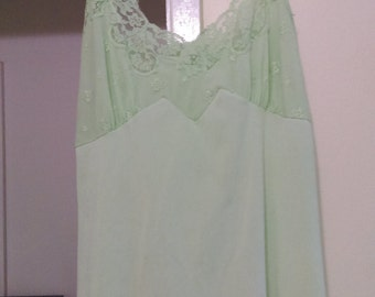 Light Green Slip