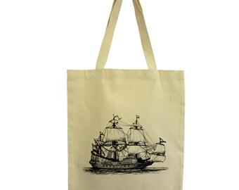 tote bag boat