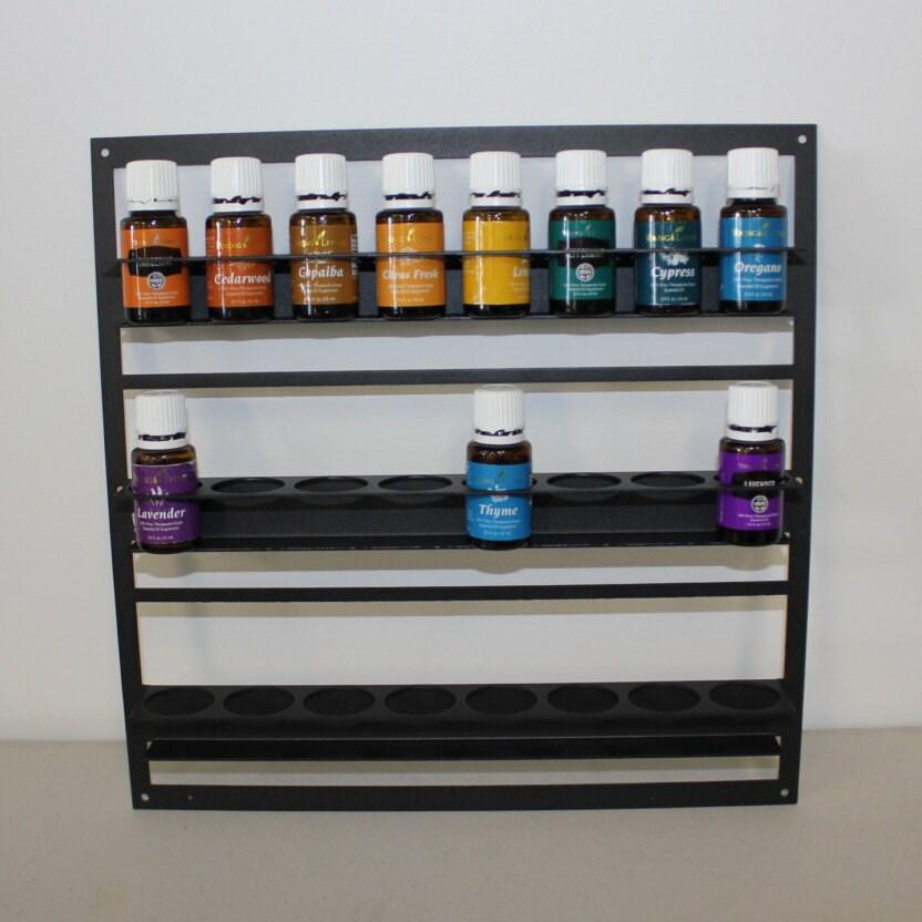 Essential Oil Storage Display Holder Case Organizer by MetalRacks