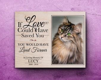 Pet Memorial Frame Pet Loss Gifts Dog Sympathy Pet Memorial