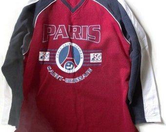 1996 Vintage Paris Saint Germain sweatshirt