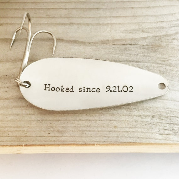 13 Wedding Anniversary Gifts: 13th Anniversary Gift 13 Year Anniversary By SpoonTrackerLures