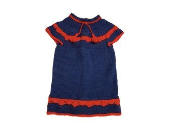 Dress knit baby Kristina